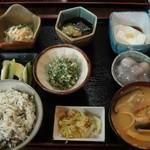 琉球料理 ふみや - イナムドゥチセット 800円