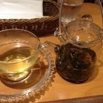 ペンシーズキッチン - ホットジャズミン茶
