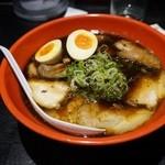 麺家いろは - 東京ラーメンショー優勝ラーメン¥950