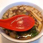 33905765 - スープは、ぶち旨いです