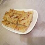 京星港式飲茶 - 料理写真:多分大根餅!美味♪
