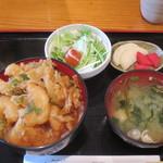 33905996 - 海老かき揚げ丼