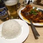 Isla Sugbu Seafood City - 料理写真:このトライアングルはよかった!