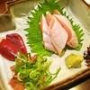 日本ばし とり鹿 - 料理写真:お造り盛り合わせ