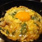 日本ばし とり鹿 - 親子丼