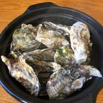 33908206 - 蒸し牡蠣15個