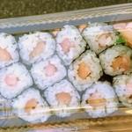 33908328 - 大人気とのみょうが寿司