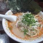 33908373 - 「ネギカラ麺(800円)」[平成26年12月29日(月)撮影]