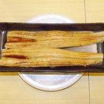 宇兵衛寿司 - 煮アナゴ ¥420