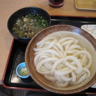 讃岐うどん 條辺 - 料理写真:湯だめうどん(1玉)