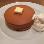 ほそつじいへえ TEA HOUSE - 究極のパンケーキ(小さめ)