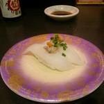 金沢まいもん寿司 - ウマズラハギ