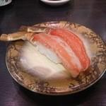 金沢まいもん寿司 - ズワイガニ