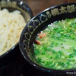 支那そば きび - 鶏白湯つけ麺【2014年10月】