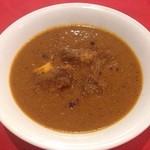 ◆ラムカレー Lamb curry