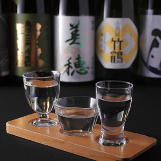 広島は全国でも有数の酒処!美味しい日本酒にこだわっています。