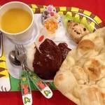 ◆お子様ランチ Okosama lunch