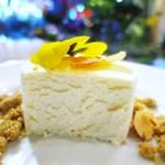 コチト ハナトオカシト - ベイクドレアチーズケーキ