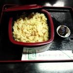 宮本屋 - 松茸ごはん