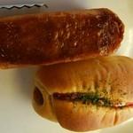 33919907 - ソーセージパンとポンヌフ