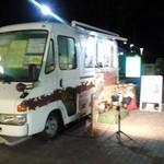 高坂サービスエリア(上り線)スナックコーナー - 車移動販売車