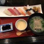 いけすやまもと - 寿司御膳
