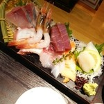 日本海庄や - お刺身