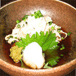 鶏皮ポン酢  540円 (税別)