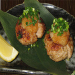 鶏つくね卸しポン酢   480円(税別)