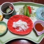 札幌かに本家 - べっぴんサラダ