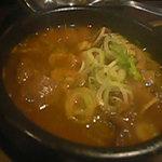 33923484 - 牛モツ鍋