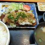 いっしょう - 和風おろし定食(ポン酢)
