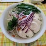 ミチス - 鶏肉のフォー