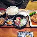 一膳飯屋 八起 - 本日の魚ランチ(2014年12月)