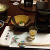 浜湖月 - 料理写真:前菜は右の三段に入っています