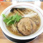 きく凛 - 料理写真:醤油ラーメン
