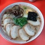 古亭ラーメン - 料理写真:焼豚ラーメン?\600