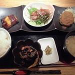 33930951 - TOCーTOC定食 選べる一品1,350円(税込)