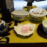 喫茶 響 - 料理写真:煎茶(嬉野茶・600円)