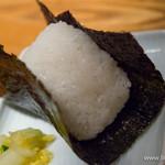 煮炊屋 金菜 - おにぎり【2014年11月】