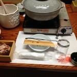 太助 - 料理写真:珍味!雌内子&外子で夫婦蟹(松葉雄&雌)づくしプラン