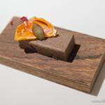deco - みかんヒヨドリのパテ ネズの実の香り【2014年11月】