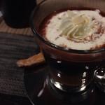 金の百合亭 - チョコラータ