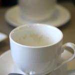 ボナペティ - ホットコーヒー 飲みほしてしまってますw