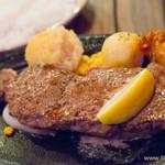 ステーキハウスB&M - サーロインステーキ(250g)+サーバーサービス【2014年12月】