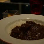 キッチン イトウ スタイル - 野菜とビーフのトマトカレー レギュラー 1,500円