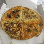 ピザダーノ - 料理写真:「カルテットグラン」です。