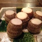 企久太 - 2015年1月正月。海老芋。
