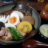 辰巳庵 - 料理写真:おかめ蕎麦