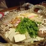 あぶりや食堂 - 鍋~(^o^)